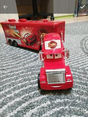 Ciężarówka Maniek