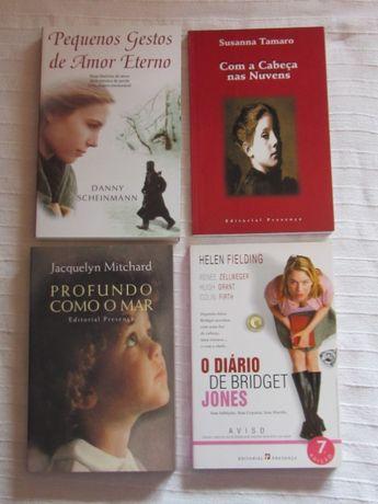 3 livros de grande qualidade e em excelente estado