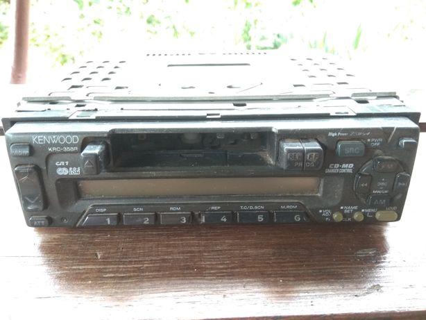 Автомагнитола касетная KENWOOD krc358r