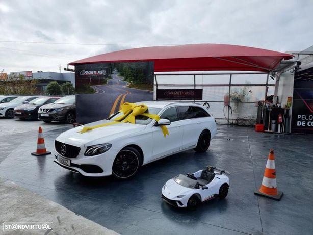 Mercedes-Benz E 220 d Avantgarde+