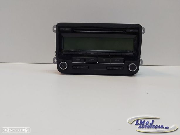 Auto Radio Seat Leon (1P1) Usado