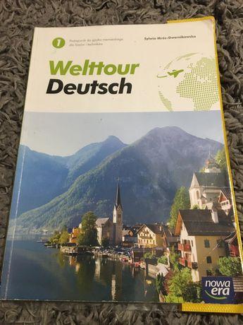 Podręcznik welttour deutsch 1