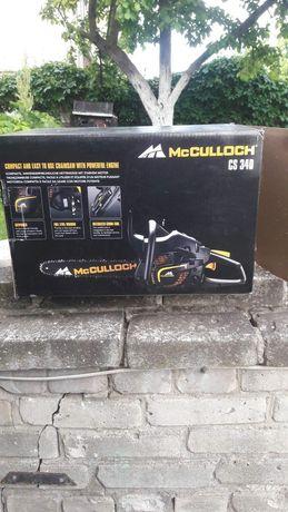 Продається бензопила MC Culloch CS 340