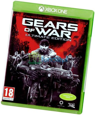 Gears of War GOW Ultimate Edition Xbox One Nowa
