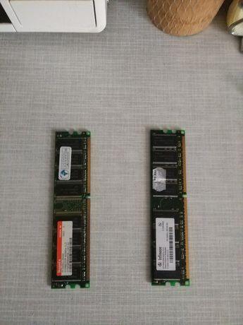 Планка памяти DDR 400 на 500 Мб