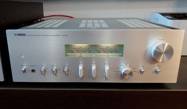 Yamaha AS 2100 , srebrny , stan idealny , GWARANCJA !!!