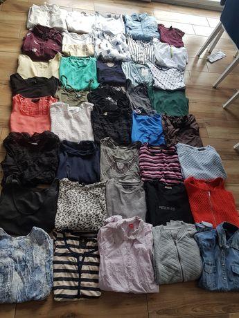 Paczka , zestaw ubrań rozmiar s 50 sztuk Zara , h&m Reserved