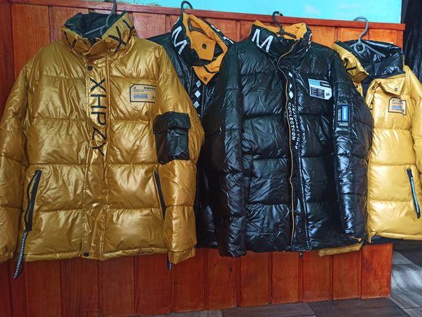 Мужская куртка еврозима