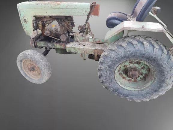 Sprzedam traktor/traktorek/ ciągnik, silnik Andoria