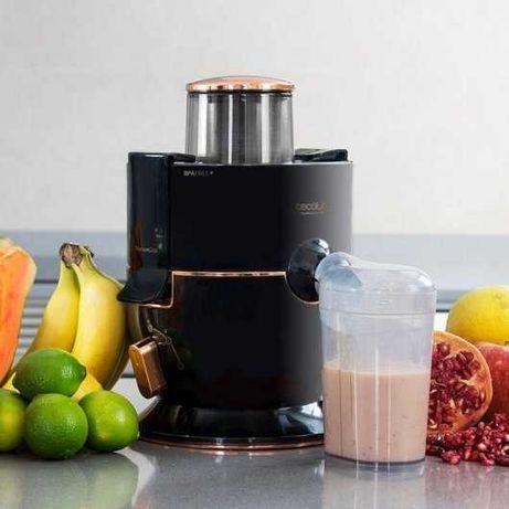 Processador de frutas e legumes Cecotec titanium 19000