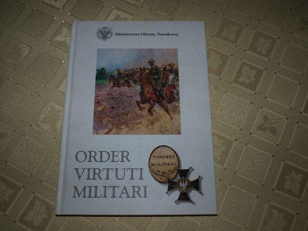 Order Virtuti Militari. Książka