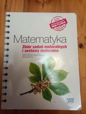 Zestaw zadań maturalnych z matematyki