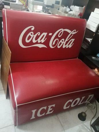 Sofá coca cola (vintage)
