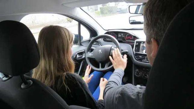 Інструктор з водіння , Приватні уроки водіння автоінструктор .