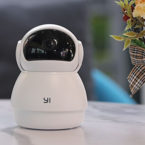 Купольная IP камера Xiaomi Yi Dome Guard Camera 360 градусов, 1080p