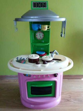 Kuchnia dla dzieci piekarnik, zmywarka, akcesoria