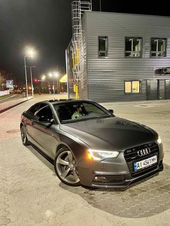 Audi A5 Coupe Premium plus 2.0 TFSI quattro S-Line Black Tuning