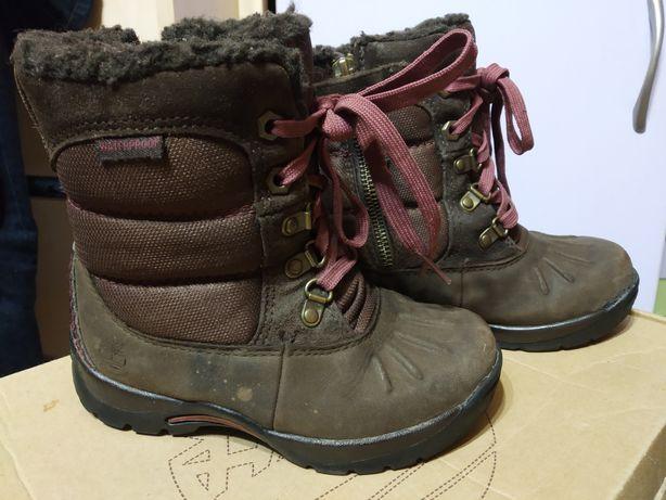 Детские фирменные сапожки сапоги Timberland Waterproof размер 26 - 27