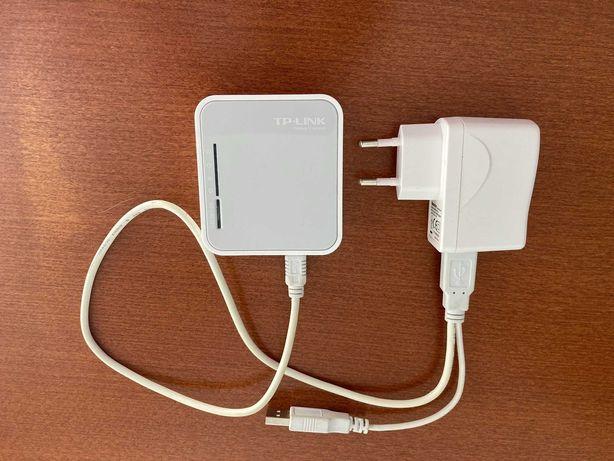 Router Portátil 3G/4G Wireless N TP-Link TL-MR3020