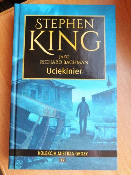 Uciekinier, Stephen King