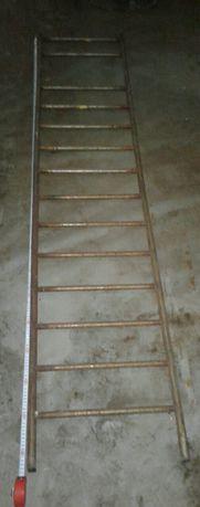 Продам лестницу нержавейка