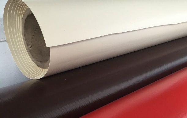 Plandeka 3x3 pcv 650g na przykrycie wodoodporna nieprzemakalna gruba