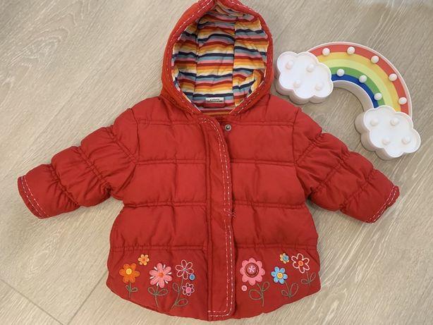 Утеплённая курточка Next