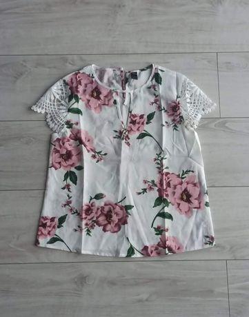 Nowa bluzka SHEIN w kwiaty