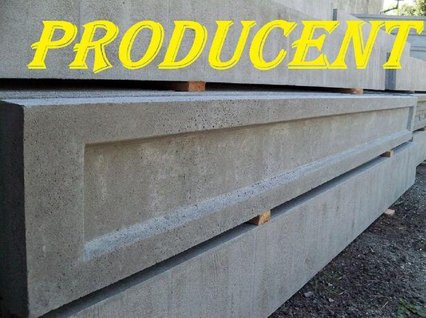 podmurówka betonowa,ogrodzenia