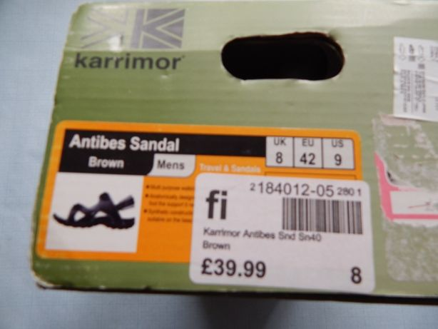 Чоловічі сандалі Karrimor