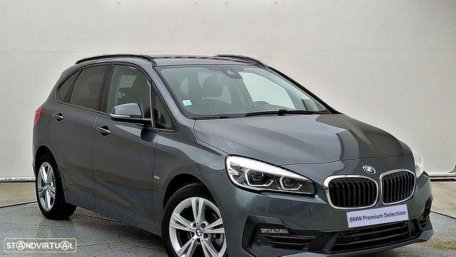 BMW 216 Active Tourer d Line Sport