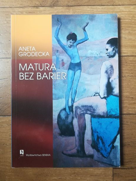 Matura bez barier, Aneta Grodecka