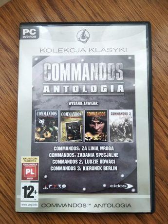 Commandos Antologia PC