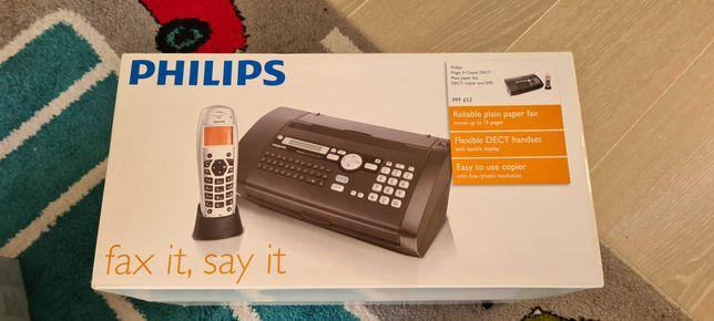 Philips PPF 653 Fax i telefon