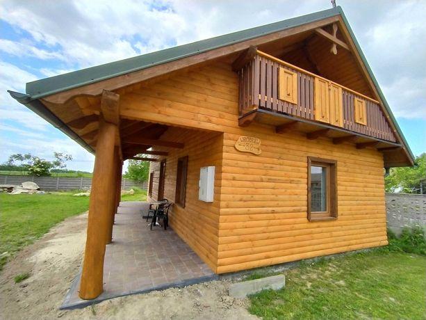 Dom w stanie deweloperskim 80m2