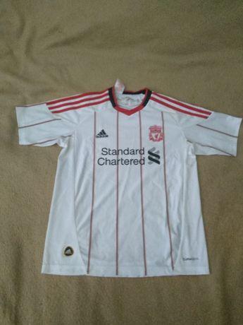 Фірменна клубу Liverpool adidas футболка