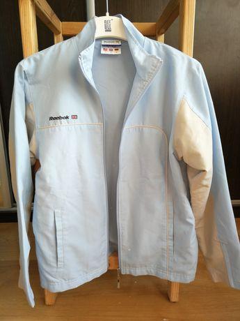 Sportowa kurtka Reebok wiatrówka 36 S jak nowa bluza
