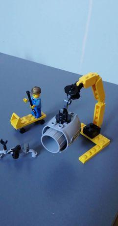 LEGO 7901 City Budowa Airplane Mechanic