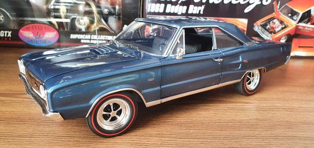 Модель 1:18 dodge coronet R/T 1967 Highway 61 ACME GMP