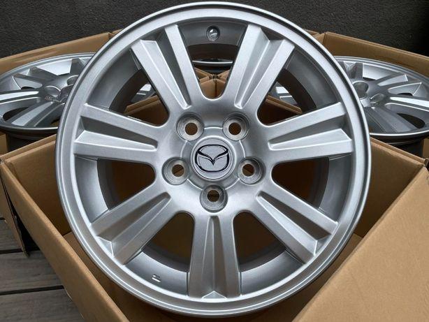 Felgi 16cali Mazda 3 323 5 6 MPV CX-30 CX-3 Premacy Xedos MX-5 nr658