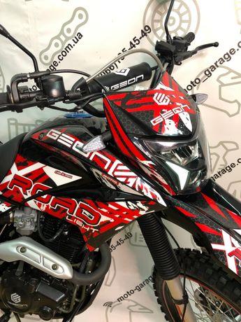 Акция на Moto-Garage.GEON Light 250 1429$ Масло и доставка в подарок