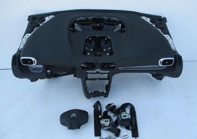 Citroen c3 Picasso tablier airbags cintos