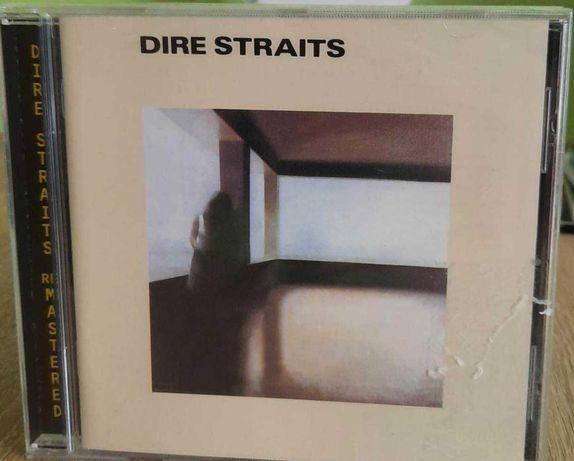 CD DIRE STRAITS - Dire Straits. 70 s Rock UK.