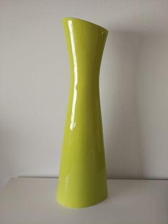 Limonkowy wazon