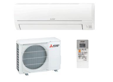 Klimatyzacja pompa ciepła montaż serwis klimatyzacji Mitsubishi Midea