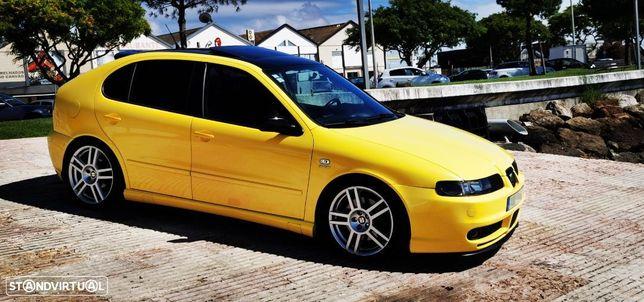 SEAT Leon 1.9 TDi 4 Cupra