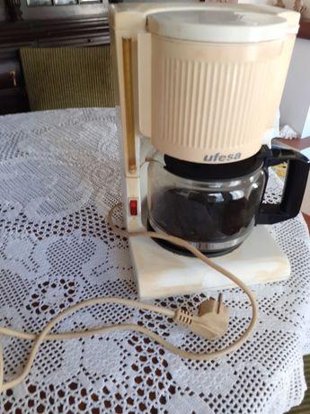 Máquina café cor branca