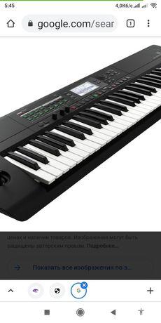 Синтезатор Korg i3