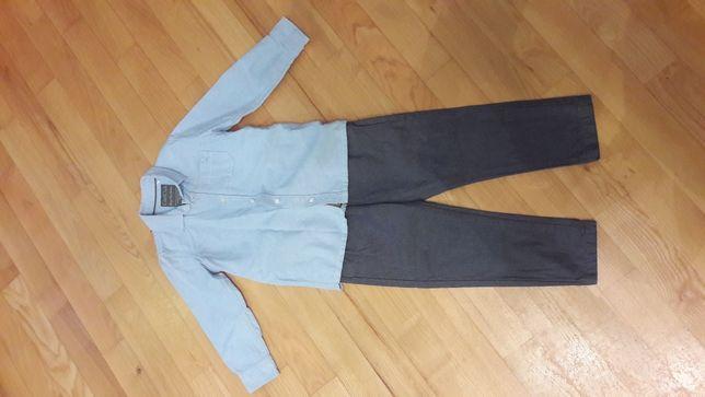 Garniturek- koszula i spodnie