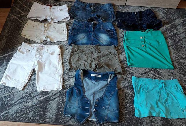 ubrania rozmiar 38-40